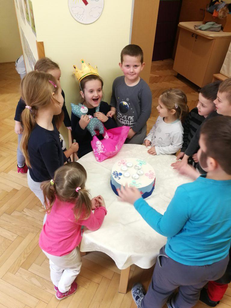 Praznovanje rojstnih dni